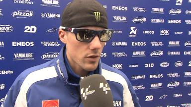 Silverstone 2012 - MotoGP - FP2 - Interview - Ben Spies