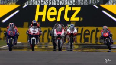 Silverstone 2012 - Moto3 - FP2 - Full