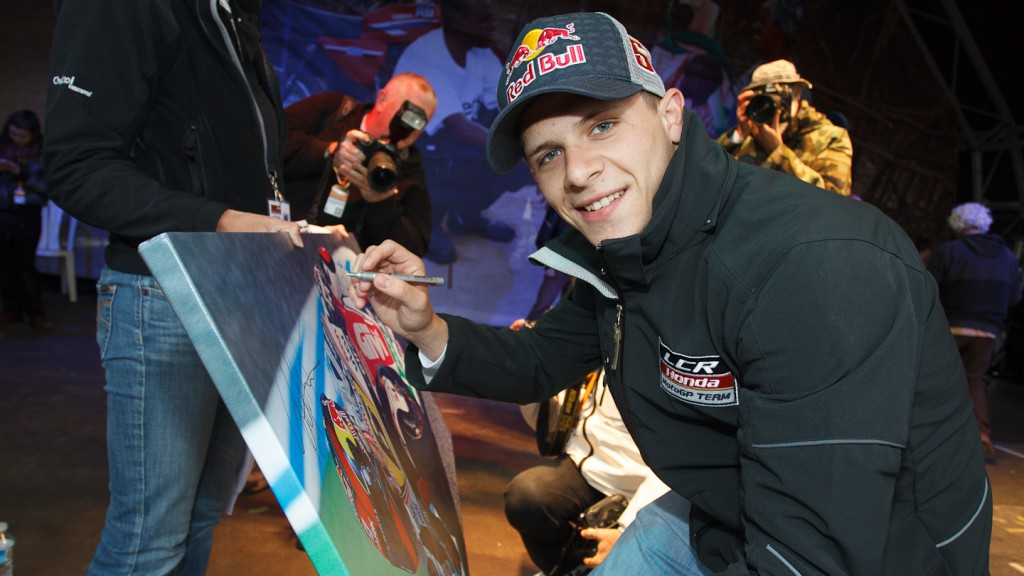 Stefan Bradl, LCR HOnda MotoGP, Day Of Champions, Silverstone