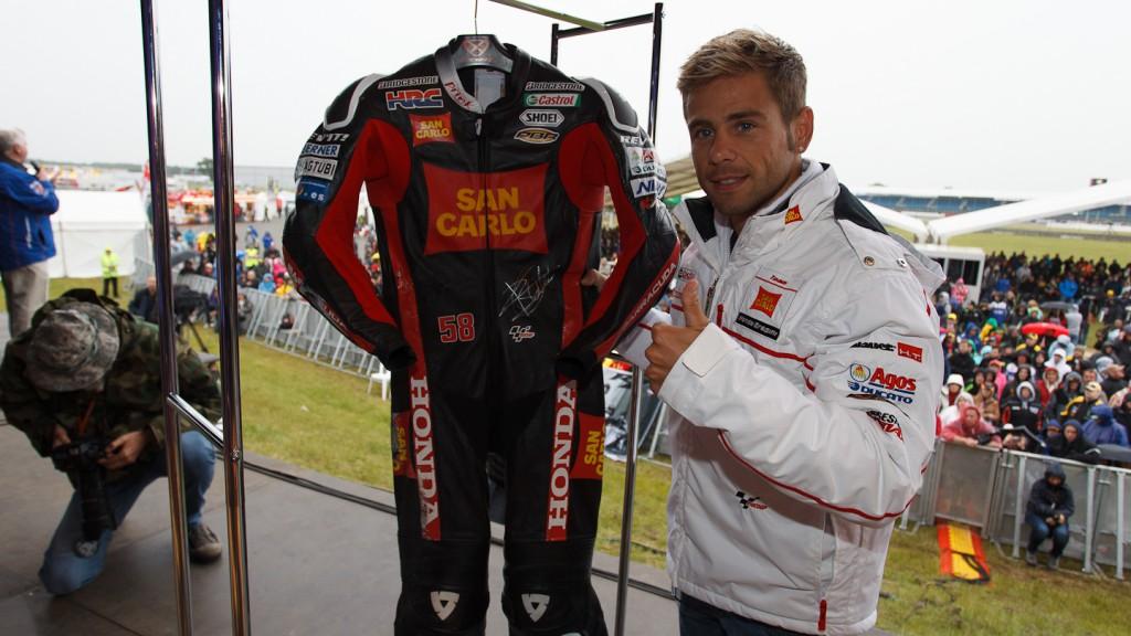 Alvaro Bautista, San Carlo Honda Gresini, Day Of Champions, Silverstone