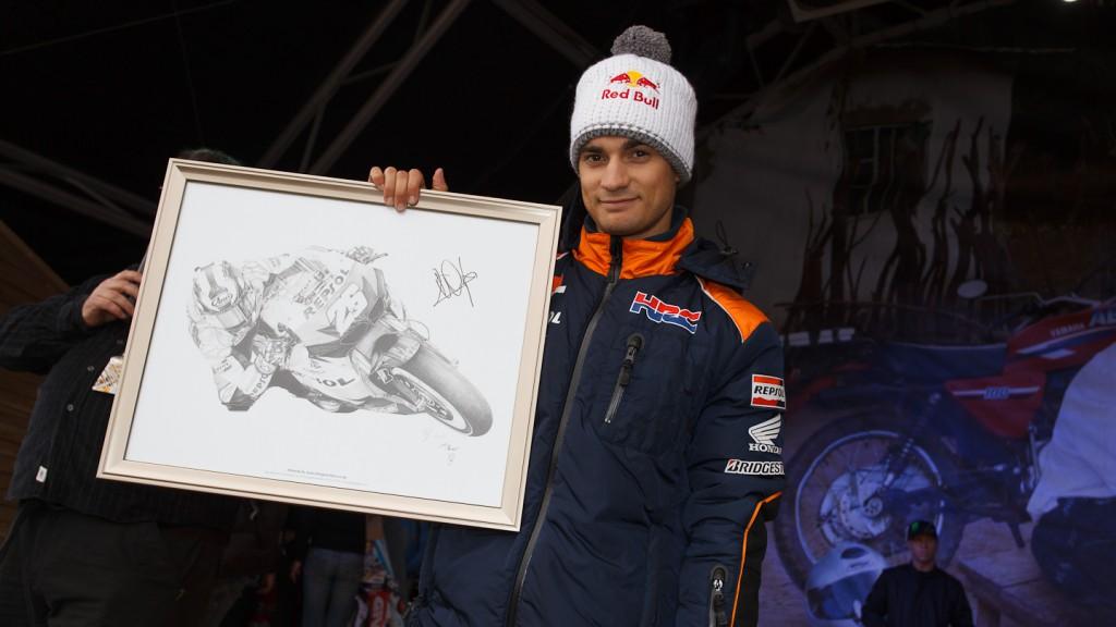 Dani Pedrosa, Repsol Honda Team, Day Of Champions, Silverstone