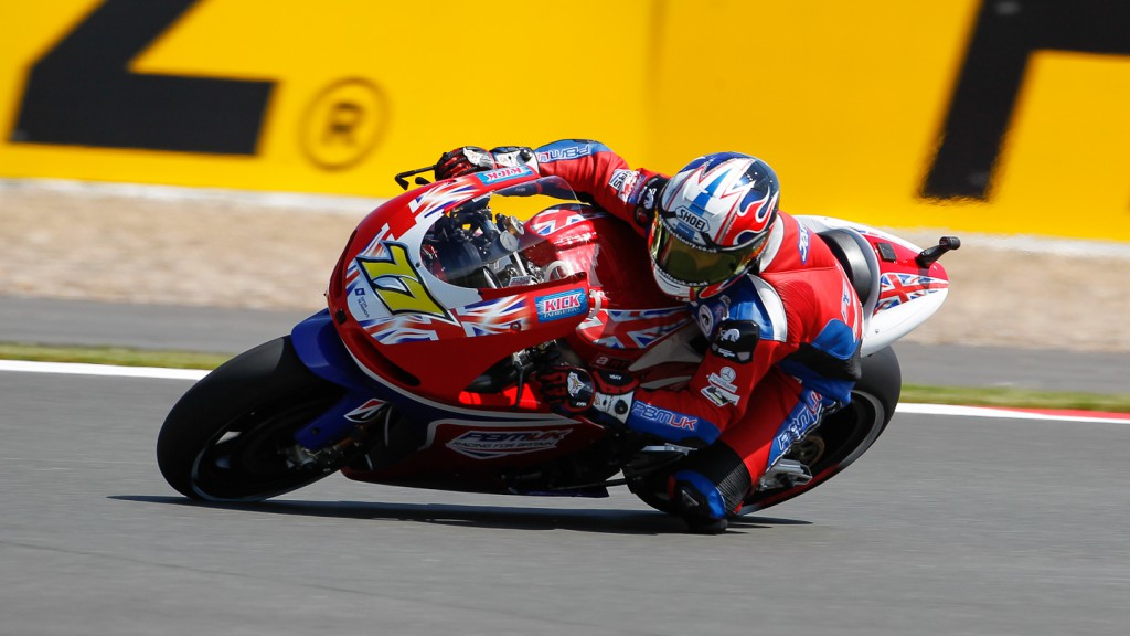 James Ellison, Paul Bird Motorsport, Silverstone FP2