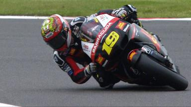 Silverstone 2012 - MotoGP - QP - Highlights
