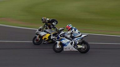 Silverstone 2012 - Moto2 - QP - Action - Scott Redding