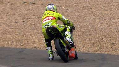 Silverstone 2012 - Moto3 - QP - Action - Hector Faubel