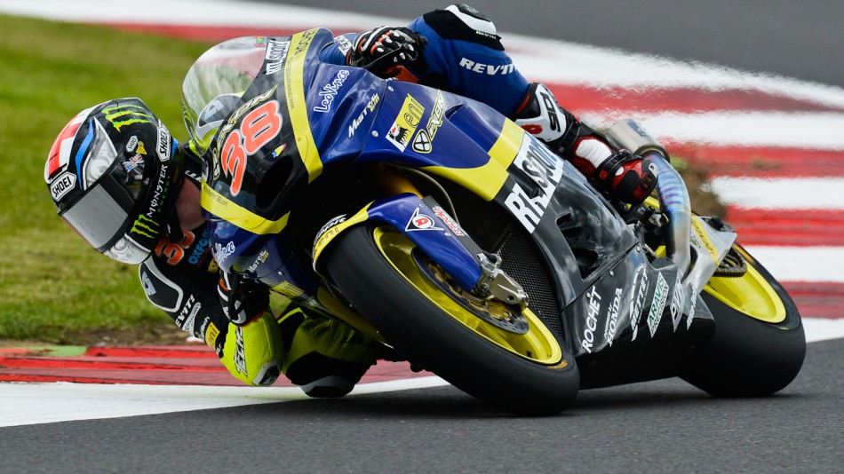 Bradley Smith, Tech 3 Racing, Silverstone  QP