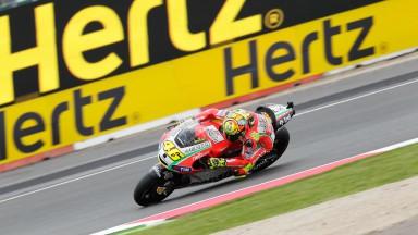 Valentino Rossi, Ducati Team, Silverstone QP