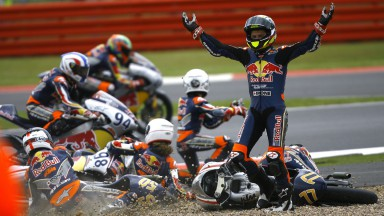 Red Bull MotoGP Rookies Cup, Silverstone
