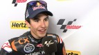 Márquez happy after difficult weekend