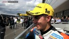 Silverstone 2012 - Moto3 - Race - Interview - Maverick Viñales
