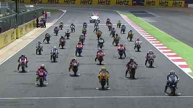 Silverstone 2012 - Moto3 - Race - Full