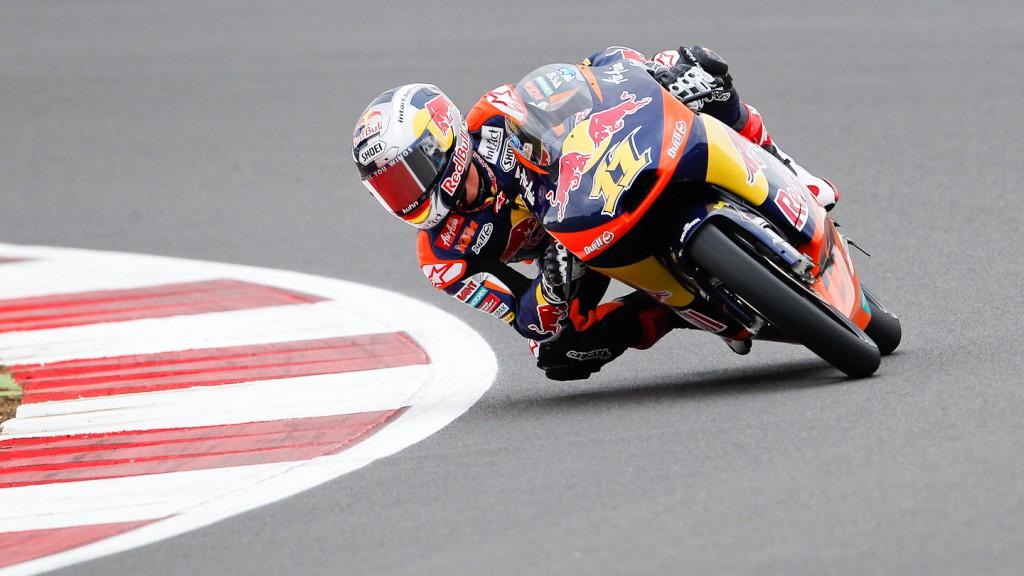 Sandro Cortese, Red Bull KTM Ajo, Silverstone RAC