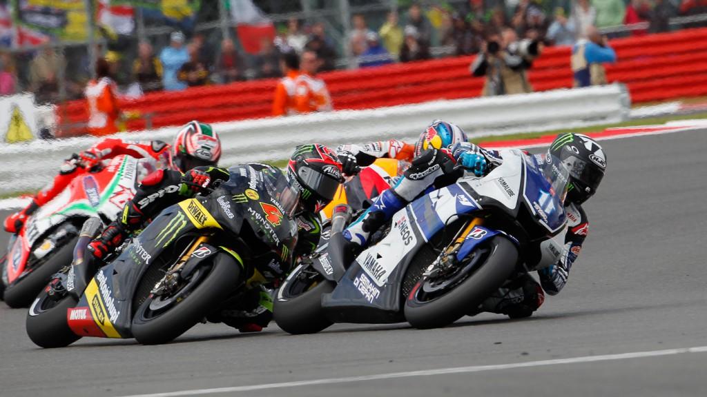 Ben Spies, Yamaha Factory Racing, Silverstone RAC
