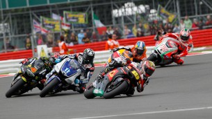 gresini review silverstone race