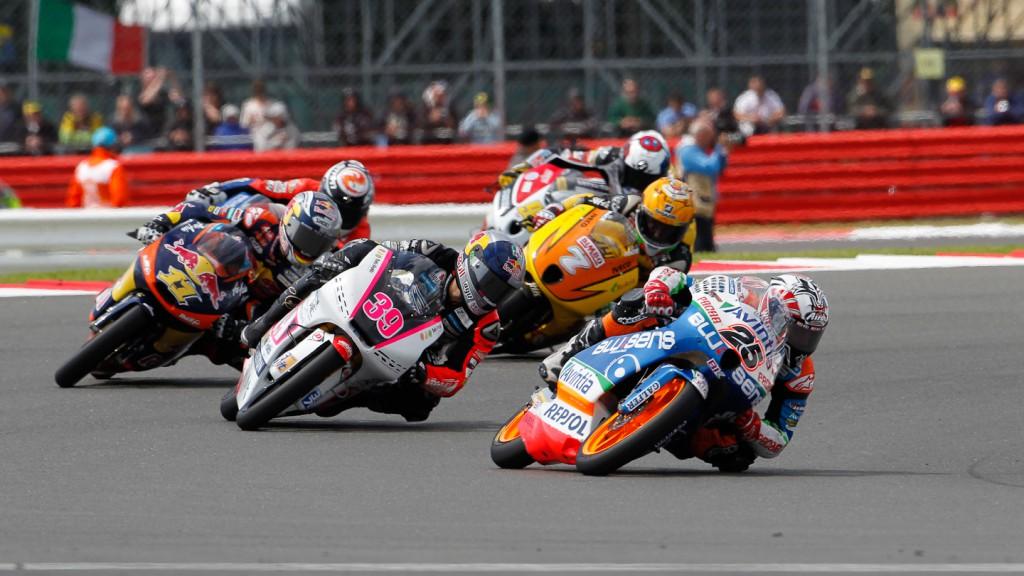 Moto3, Silverstone RAC