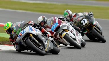 Eric Granado, JiR Moto2, Silverstone RAC