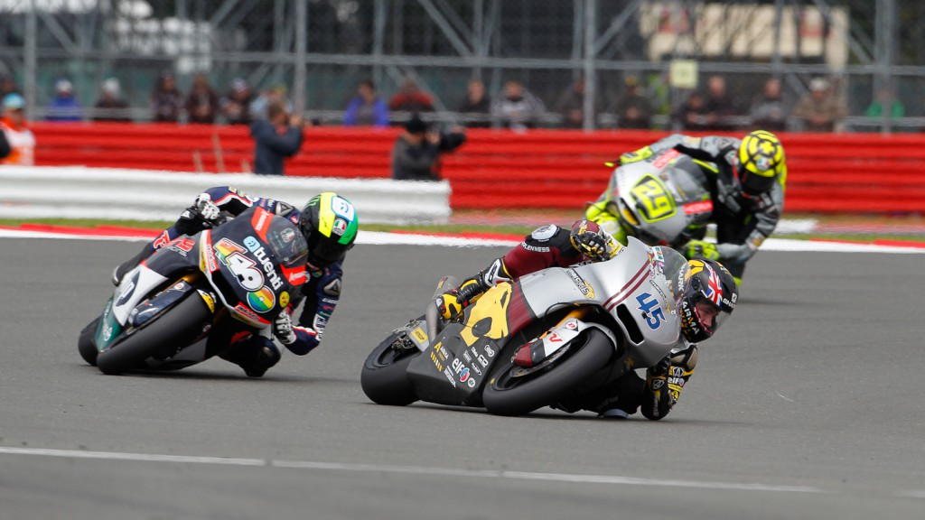 Scott Redding, Marc VDS Racing Team, Silverstone RAC
