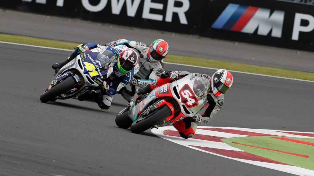 Mattia Pasini, Speed Master, Silverstone RAC