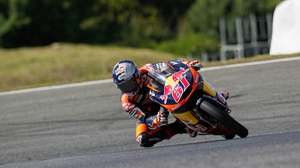 Arthur Sissis, Red Bull KTM Ajo