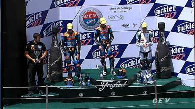 2012 - CEV - Catalunya - Highlights - Moto3