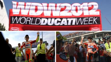 2012 World Ducati Week Highlights