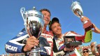 Bayliss, Rossi, Ducati Team, World Ducati Week