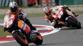 Pedrosa takes away maiden MotoGP victory in China