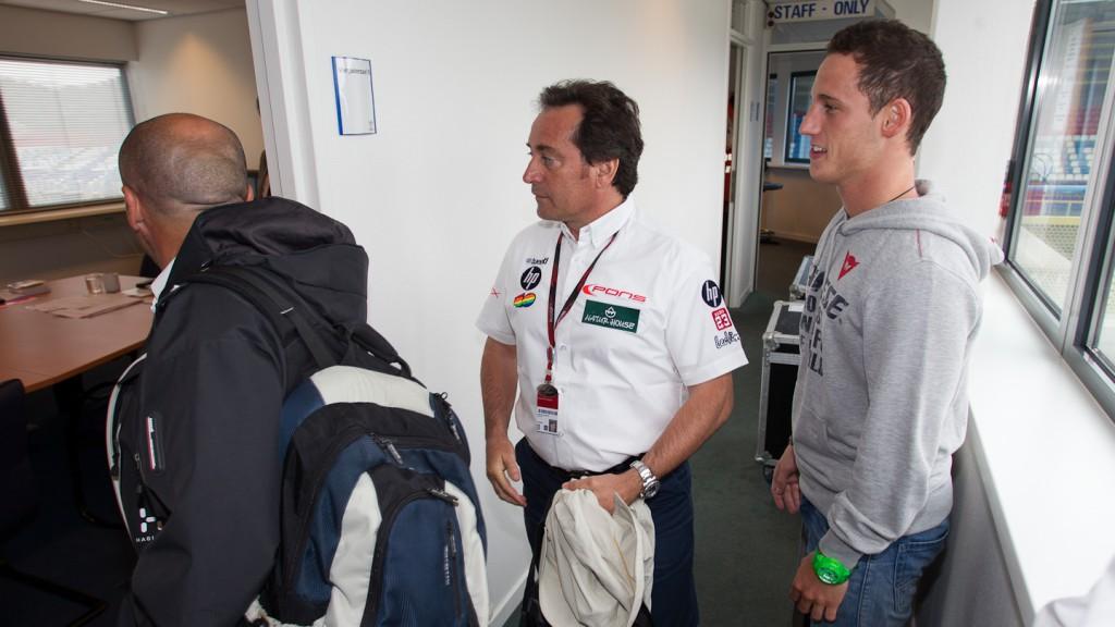 Sito Pons, Pol Espargaro - Iveco TT Assen