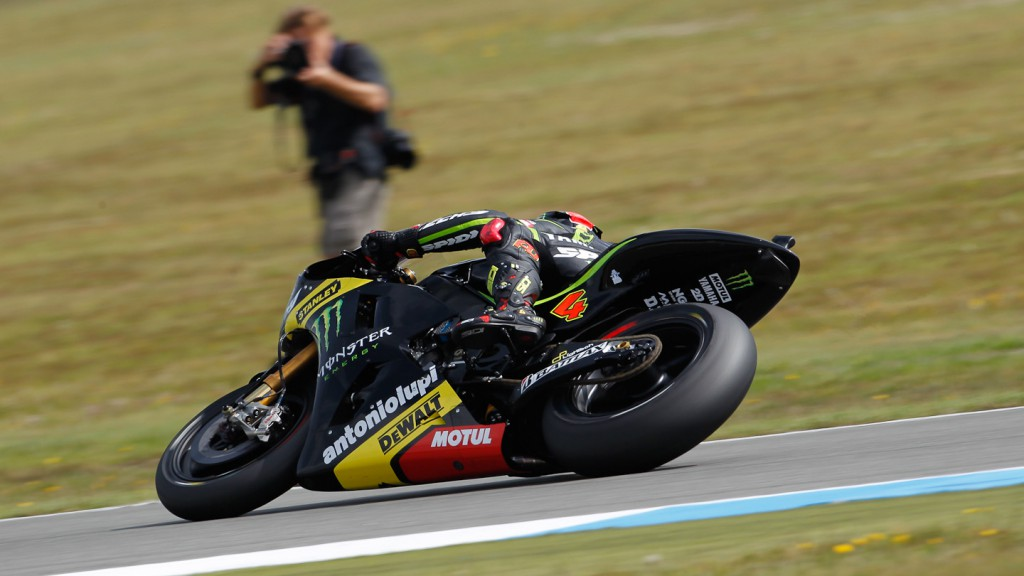 Andrea Dovizioso, Monster Yamaha Tech 3, Assen FP2