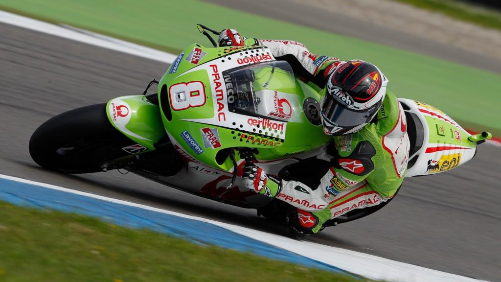 Hector Barbera, Pramac Racing, Assen FP2