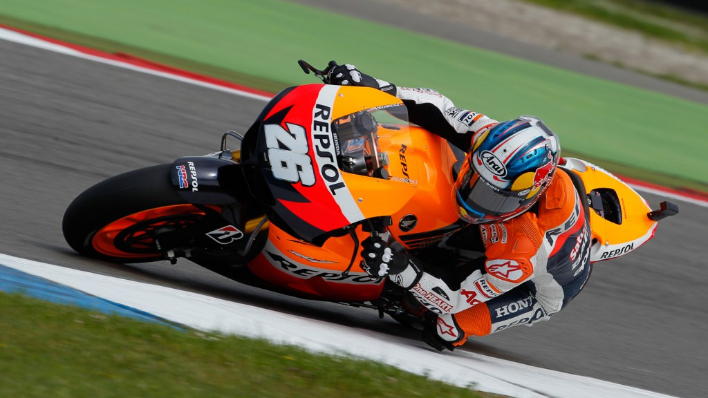 Dani Pedrosa, Repsol Honda Team, Assen FP2