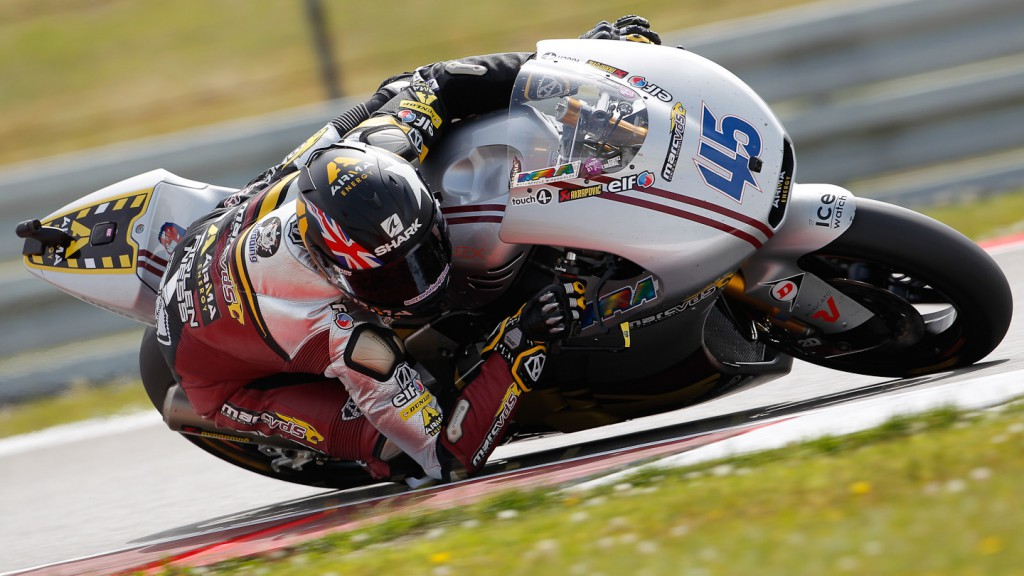 Scott Redding, Marc VDS Racing Team, Assen FP1