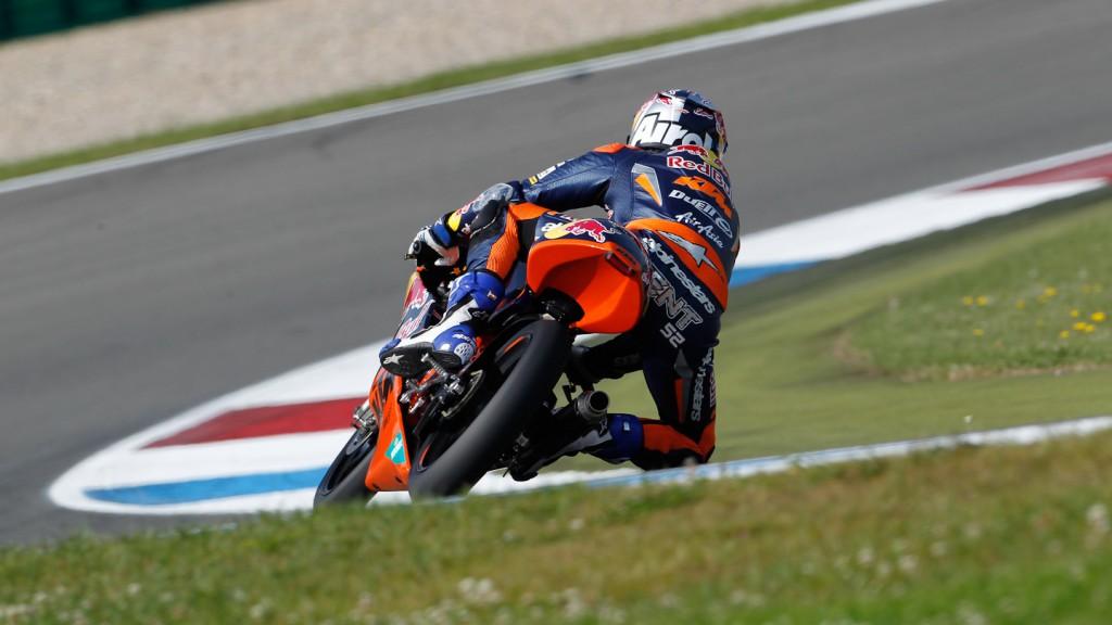 Danny Kent, Red Bull KTM Ajo, Assen FP1