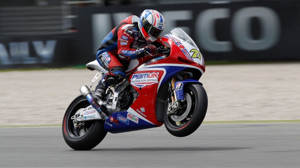 James Ellison, Paul Bird Motorsport, Assen FP2