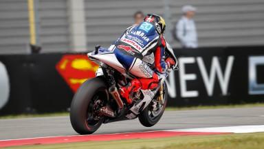 Jorge Lorenzo, Yamaha Factory Racing, Assen FP2