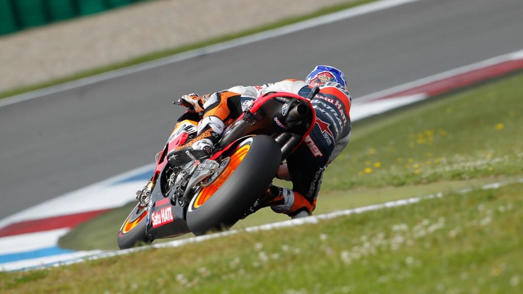 Casey Stoner, Repsol Honda Team, Assen FP1
