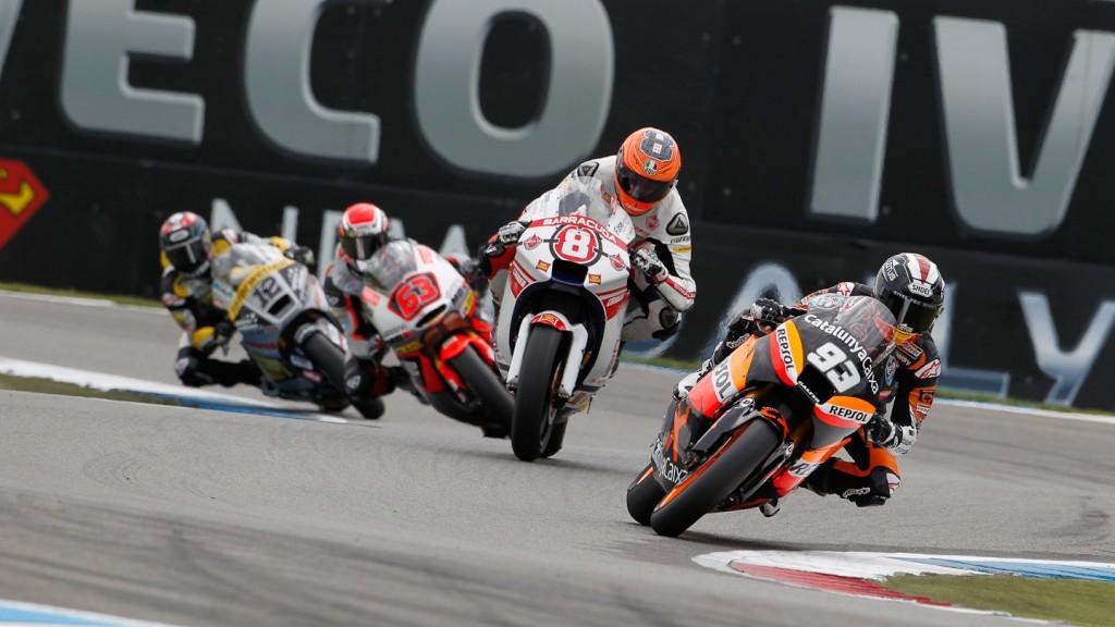 Moto2, Assen FP2
