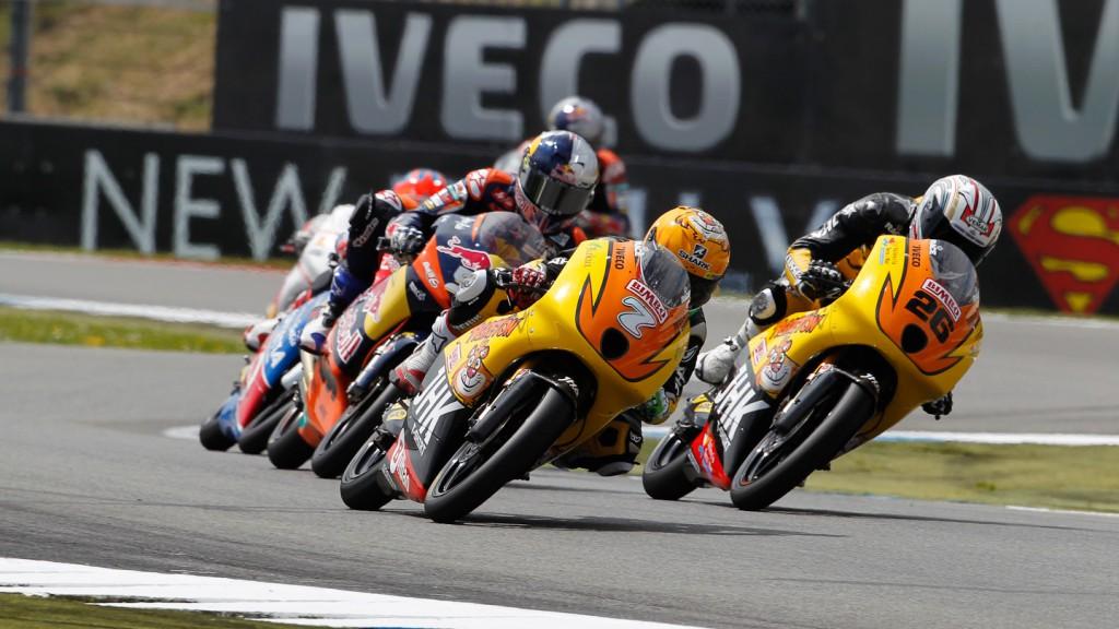 Moto3, Assen FP2