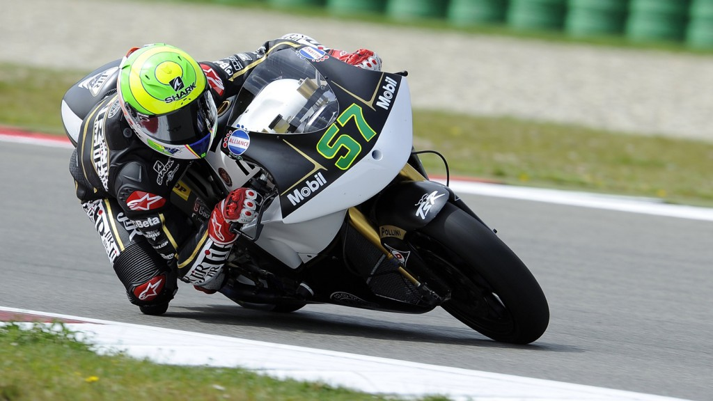 Eric Granado, JiR Moto2, Assen FP2