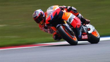 Assen 2012 - MotoGP - QP - Highlights