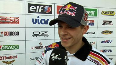 Great job for Bradl in QP