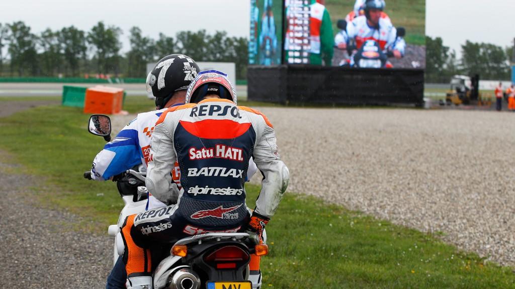 Casey Stoner, Repsol Honda Team, Assen FP3