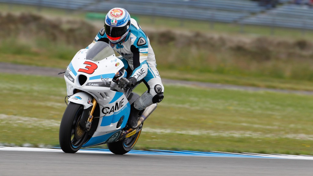 Simone Corsi, Came IodaRacing Project, Assen QP