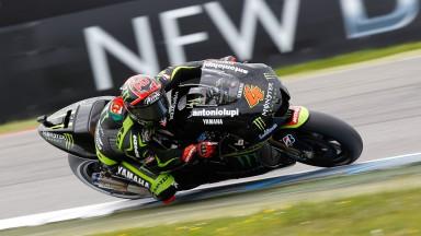 Andrea Dovizioso, Monster Yamaha Tech 3, Assen QP