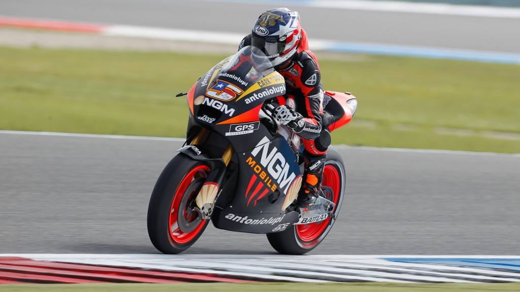 Colin Edwards, NGM Mobile Forward Racing, Assen QP