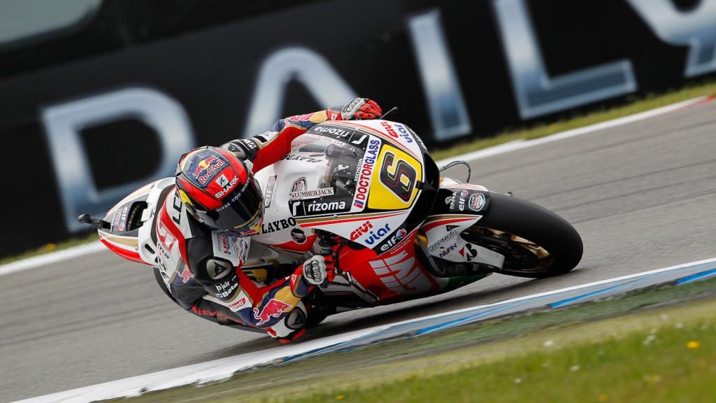 Stefan Bradl, LCR Honda MotoGP, Assen QP