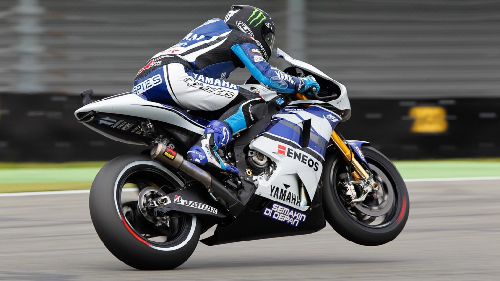 Ben Spies, Yamaha Factory Racing, Assen QP