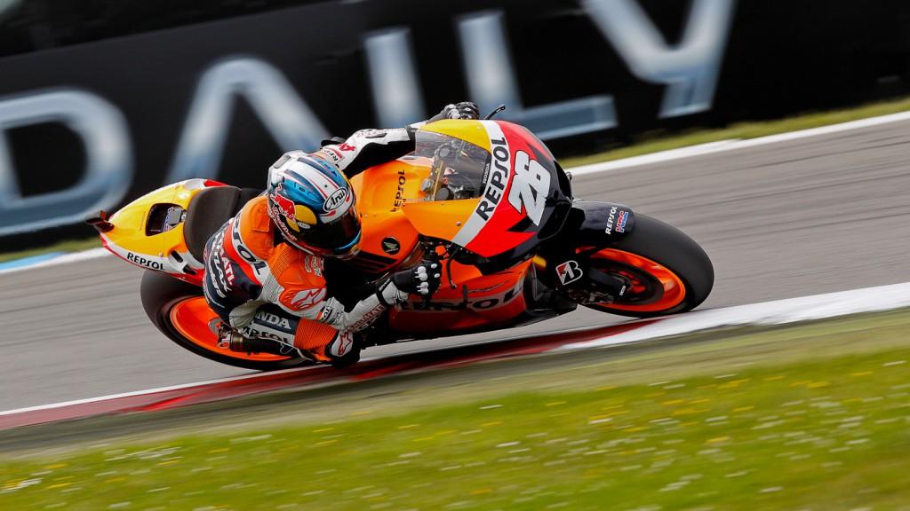 Dani Pedrosa, Repsol Honda Team, Assen FP3