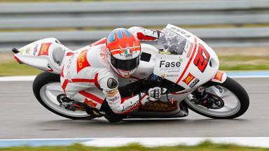 Niccolo Antonelli, San Carlo Gresini Moto3, Assen QP