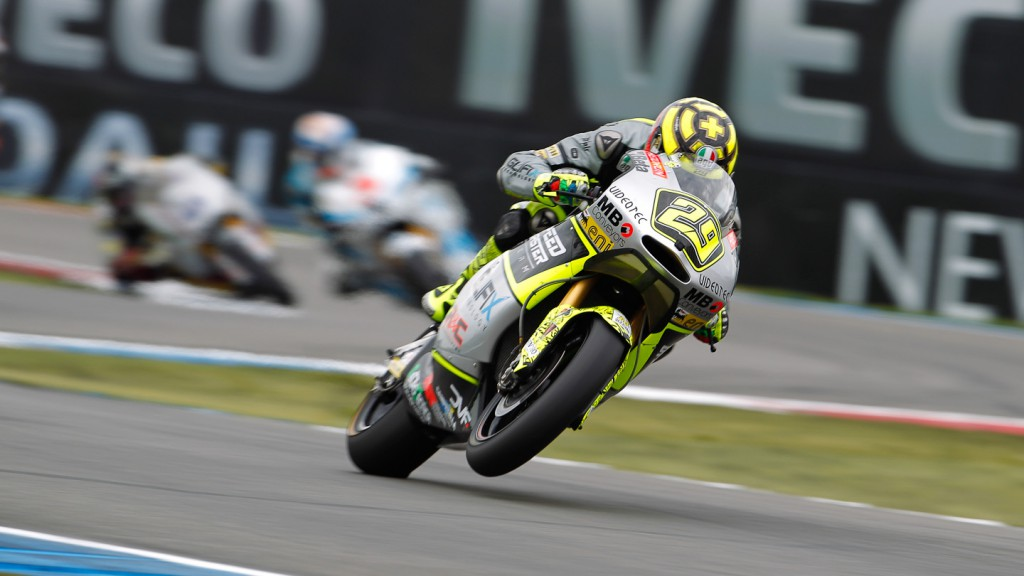 Andrea Iannone, Speed Master, Assen FP3